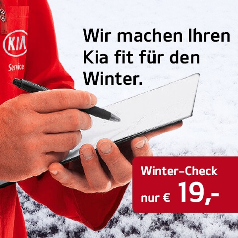 Kia Winter-Check