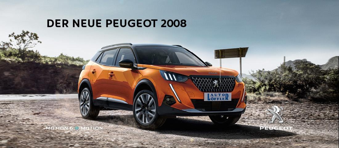 Der neue Peugeot 2008