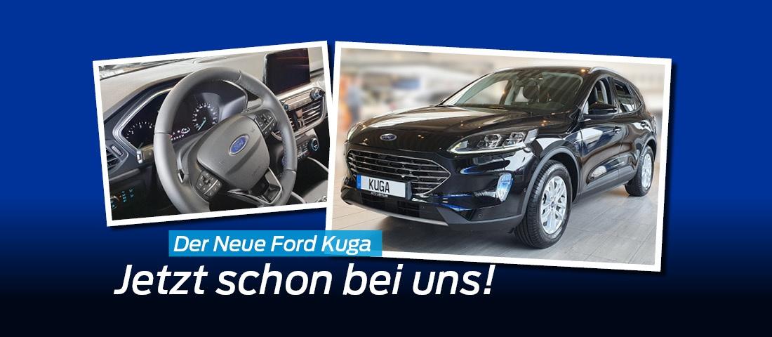 Der neue Ford Kuga