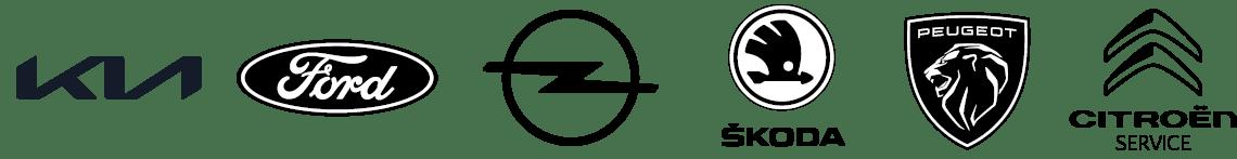 Kia Ford Opel Skoda Peugeot Citroen
