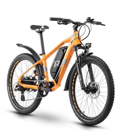 Raymon FourRay E 1.5 Street orange/grey