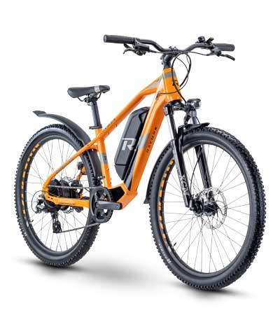 Raymon SixRay E 1.5 Street orange/grey